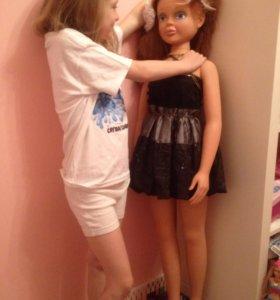 Кукла в рост ребенка 7 лет