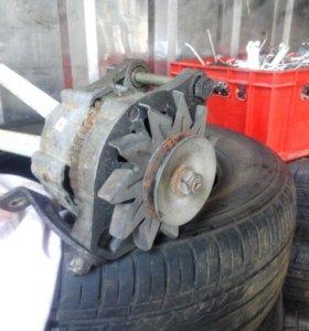 Двигатель Ваз 2103 в разборе.