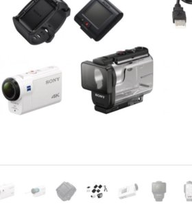 Sony X3000R Action Cam