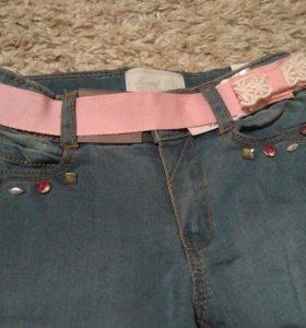 Новые джинсы mayoral, 92 см
