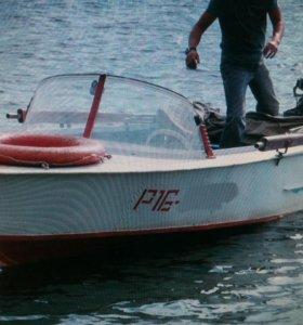Моторная лодка МКМ
