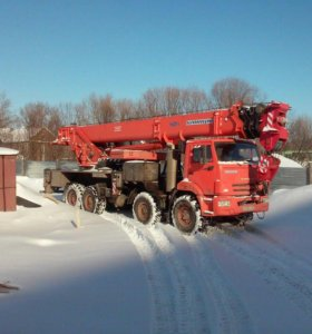 Автокран 40 тн