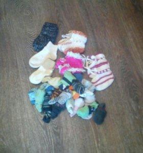 Носки колготки
