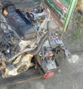 Двигатель на фольксваген