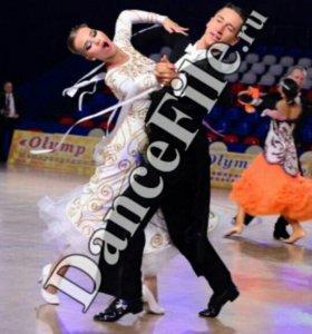 Платье стандарт для бальных танцев ст st
