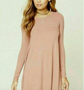Туника рубашка платье женское 48 50 52 54