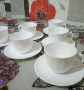 Новый кофейный сервиз