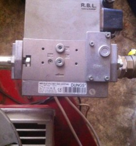 Газовая горелка Riello RS5+мультиблок MB-DLE 412