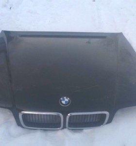 Капот BMW E38