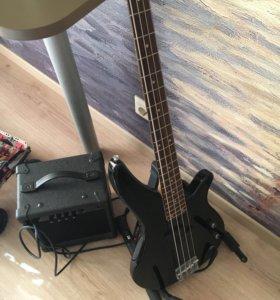Набор бас гитары Yamaha