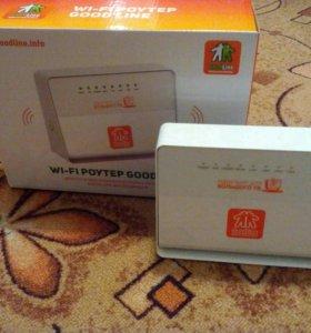 Wi-fi ролтер