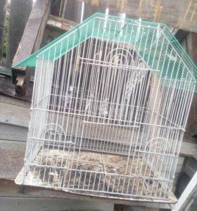Клетка для попугая или птиц
