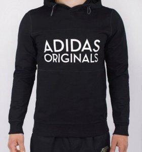 🔴 Мужская Толстовка Adidas