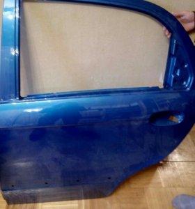 Chevrolet Spark дверь задняя левая новая