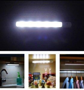 Магнитная лампа