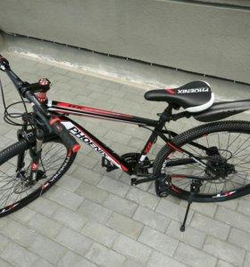 Продам новый спортвный велосипед