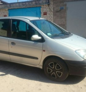 Renault Scenic 1.6 МТ, 16V, 1999г.