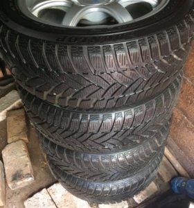 Dunlop 16 195 55 шины