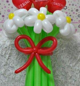 Букет 11 цветов
