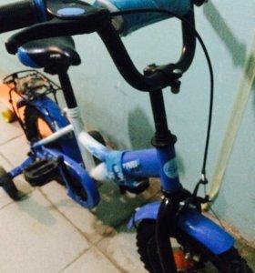 Детский велосипеж
