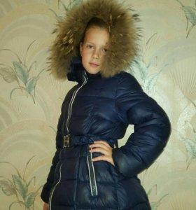 Фирменное пальто!Турция!
