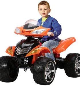 Детский квадроцикл pro