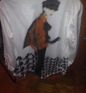 Рубашка 3 d