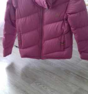 Куртка розовая адидас, дубленка терранова иск.
