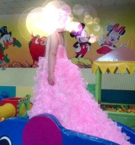 детское платье на торжество