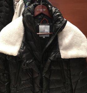 Куртка ( moncler )