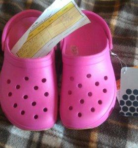 Crocs сабо, для девочки