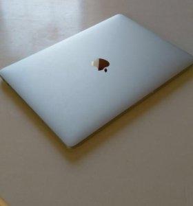 "MacBook Pro 2016 13"" без touch pad silver"