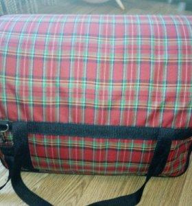 Складная сумка -переноска