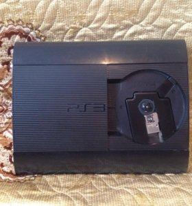 Продам PlayStation3 super slim 500 гб