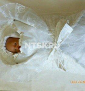 Конверт на выписку для малыша