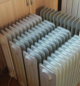 Радиатор отопления масляный,станционарный  .