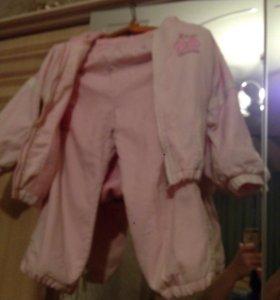 Куртка и штаны детские