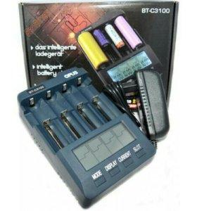 Opus BT-3100 универсальное зарядное устройство