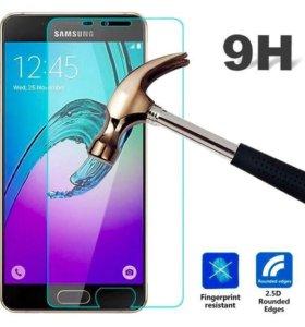 Противоударное стекло для Samsung Galaxy S5 mini