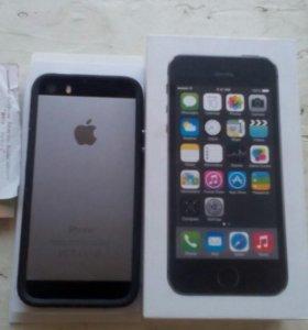 Продам айфон 5s на 16 гб за 14 500