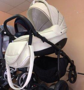 Детская коляска Rudis 2 в 1