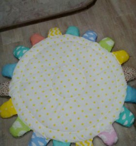 Детский игровой коврик .новый