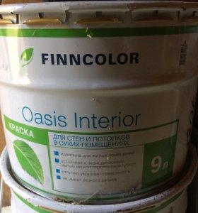 Краска Finncolor