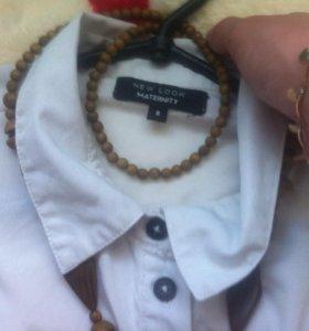 Блуза для беременной 👚