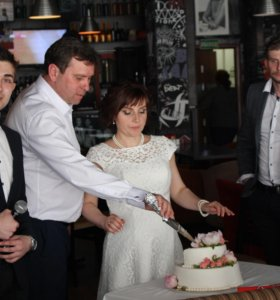 Ведущий на свадьбу,Юбилей,Корпопатив,Тамада+Диджей