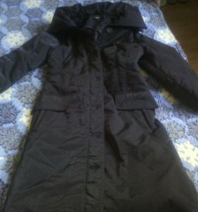 Новый плащ пальто