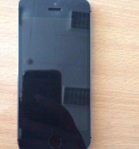 iPhone 5s 64gb (чёрный)