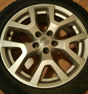 Комплект зимних колес R18