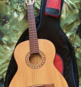 Гитара 3/4 мастеровая