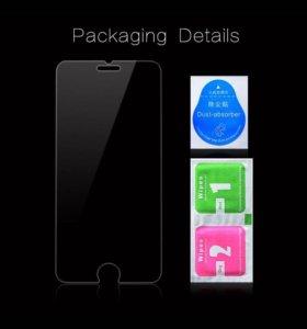 для iPhone 6/6s, защитное стекло